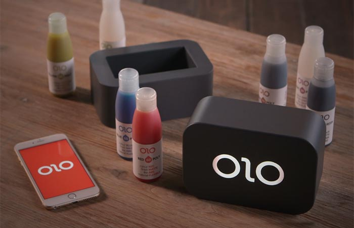 OLO 3D Printer With Colors