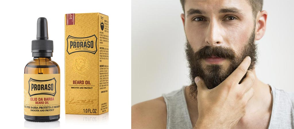 Proraso Beard Oil