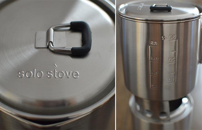 Solo Stove's Pot 900