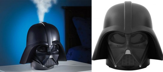 Star Wars Darth Vader Ultrasonic Mist Humidifier