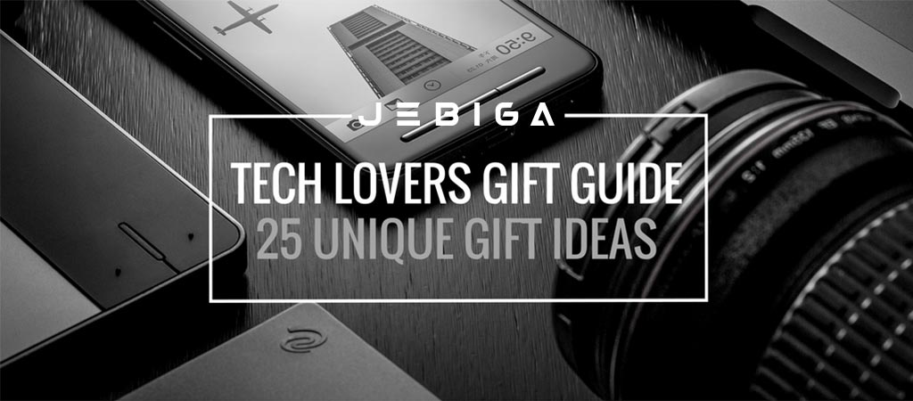 Tech Lovers Gift Guide | 25 Unique Gift Ideas
