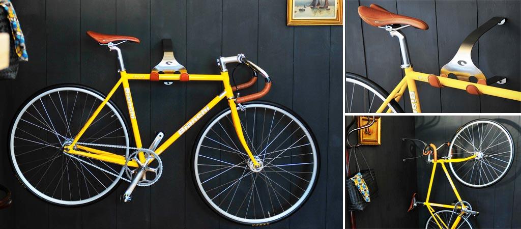 Cactus Tongue Bike Hanger
