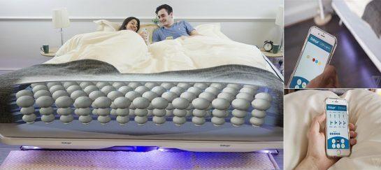 Balluga | The World's Smartest Bed