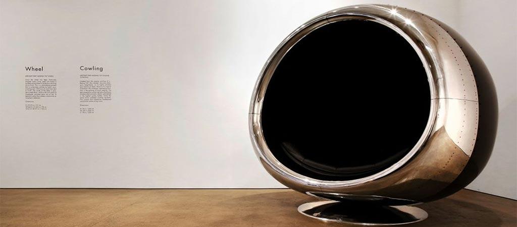 Boeing 737 Cowling Chair