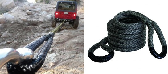 Bubba Rope   Rope With Insanely High Breaking Strength