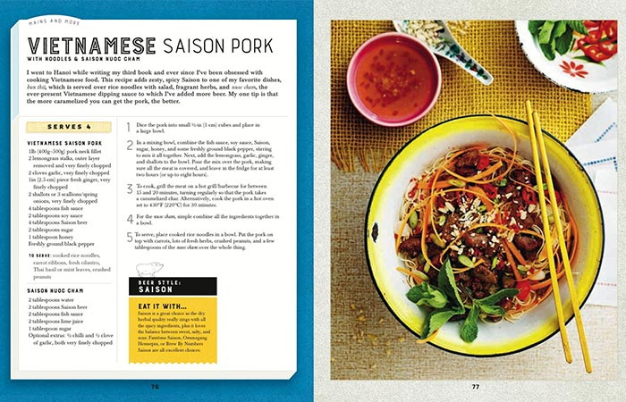 Saison Pork Recipe From Cooking With Beer