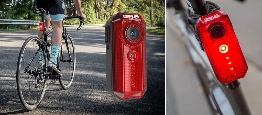 Cycliq Fly6 | The First Taillight And HD Action Cam For Your Bike