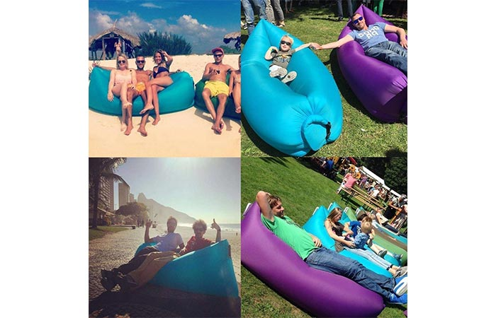 Frelop Inflatable Lounger