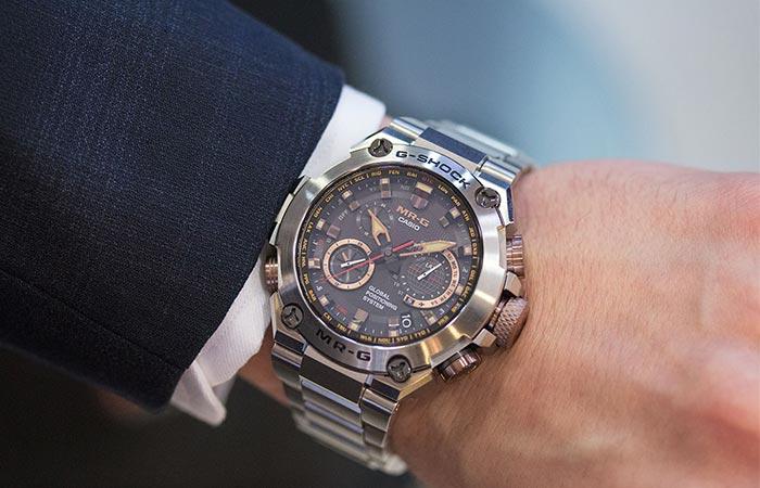 G-SHOCK MRG-G1000DC-1A Watch by Casio