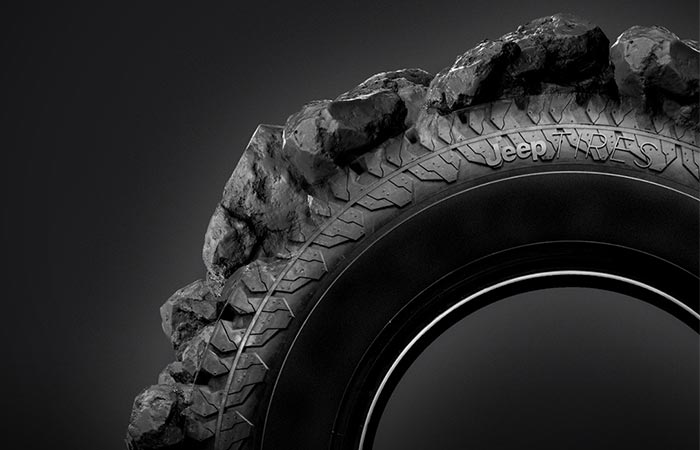 Rocky Jeep Adventure Tire