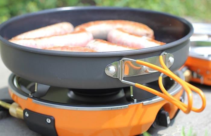 Jetboil Genesis Camp Burner System