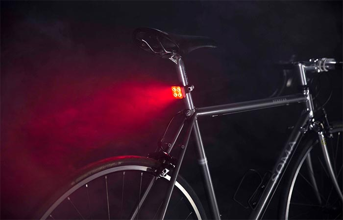 Rear Knog LED Bike Lights