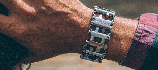 Leatherman Tread Bracelet | A Wearable Multi-Tool