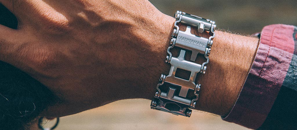 Leatherman Tread Bracelet