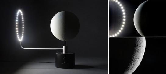 Moon Lunar Globe