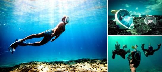 Ninja Snorkeling Mask | By H20