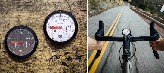 OMATA One | Analog GPS Speedometer
