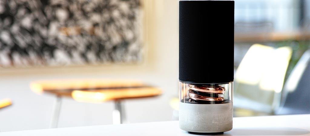 Pavilion Speaker | By Hult Design
