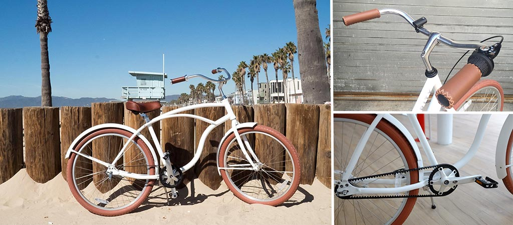 Priority Coast | Reimagined Beach Cruiser