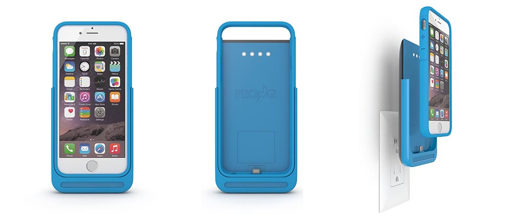 Prong Power Case For iPhone