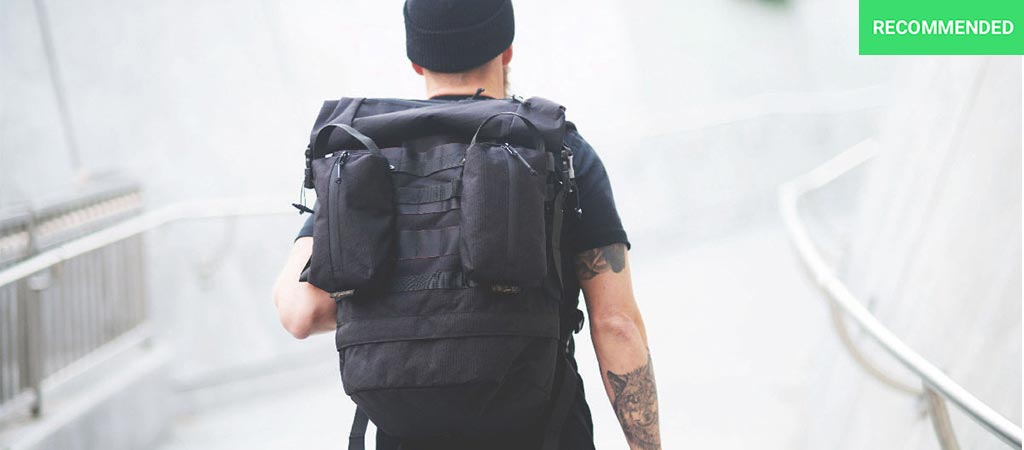 Recon Pack By Colfax Design Works