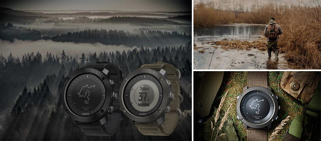 SUUNTO Traverse Alpha | A Watch For The Avid Explorer