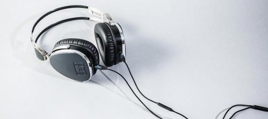 Sub Pop x LSTN Troubadour Headphones