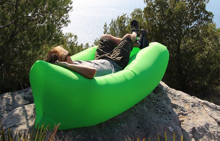 The Laybag The Inflatable Sofa Lounger