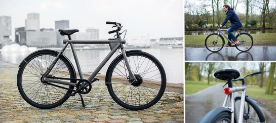 VanMoof Electrified S | The Smart Electric Bicycle