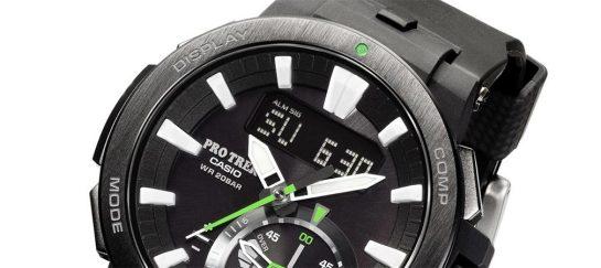 Casio Pro Trek PRW-7000