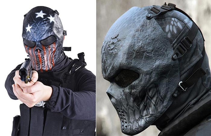 Men wearing the Coxeer Urban masks.