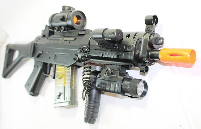 BBTac M82 electric machine gun