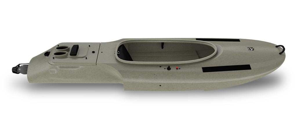MOKAI ES-Kape | The Motorized Kayak