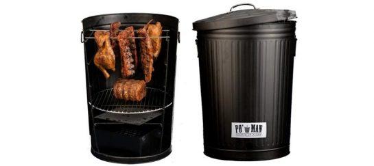 Po' Man Charcoal BBQ Grill