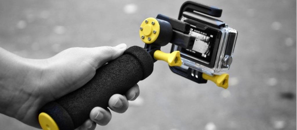 STABYLIZR|GoPro Camera Stabilizer