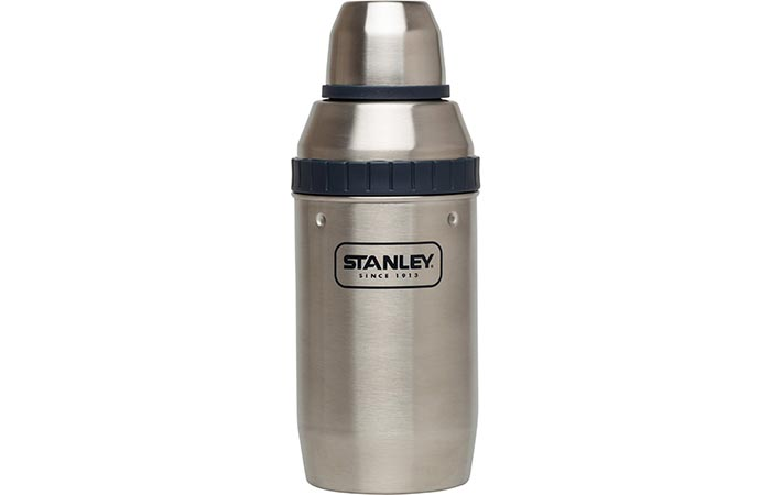 Stanley Adventure Happy Hour Shaker Made From Stainless Steel