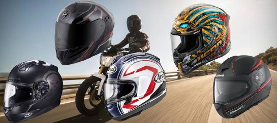The Best Motorcycle Helmets of 2016 | Part 1
