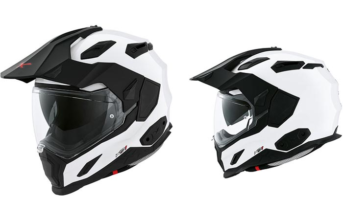 The Nexx XD1 Baja Helmet with white background
