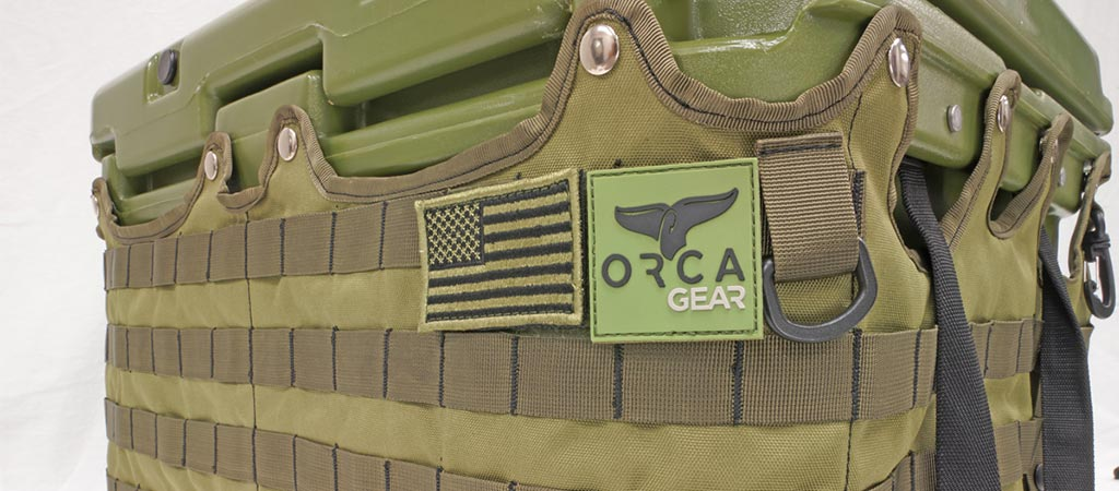 The Cooler Molle Wrap | By Orca Gear