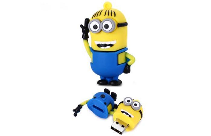 8GB Minion Blue Pants USB