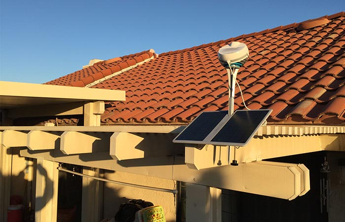 BloomSky On The Roof