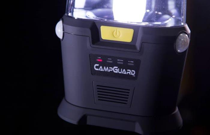 CampGuard Perimeter Security Camping Lantern