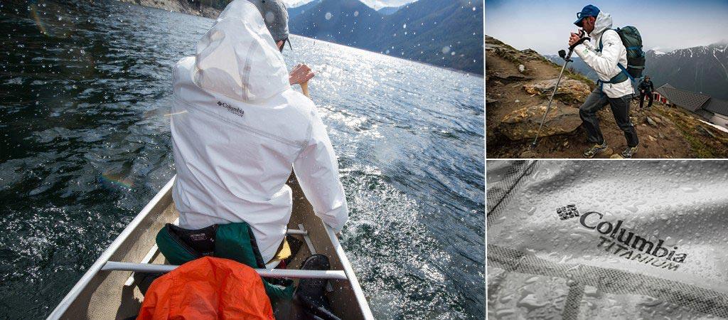 Columbia Outdry Extreme Eco Rain Jacket
