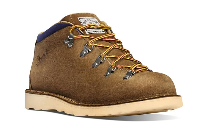 Danner X Iron & Resin Tramline Boot From The Side