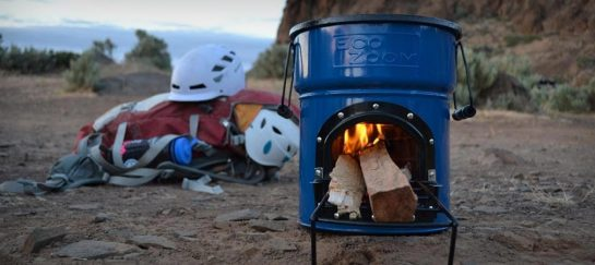 Dura Rocket Stove | By EcoZoom