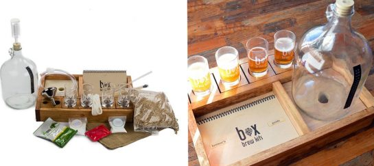 Gallon Brew Kit | By Box Brew Kit