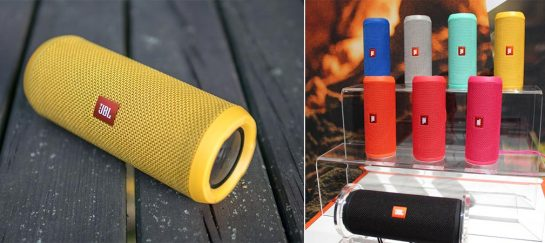 JBL Flip 3 | A Splashproof Portable Bluetooth Speaker