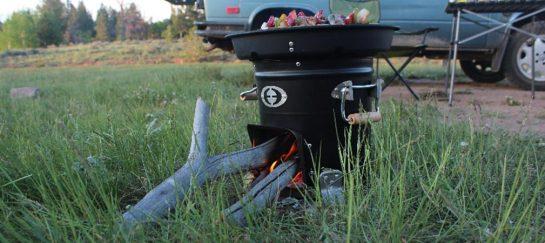 M-5000 Envirofit Rocket Stove | A Wood Burning Stove