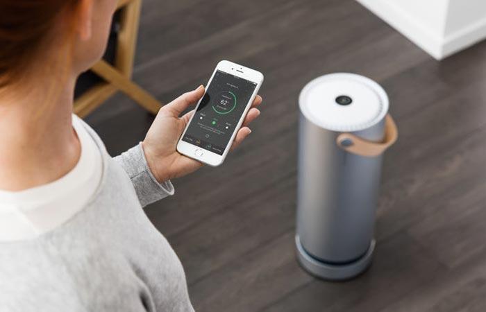 Connecting Molekule Air Purifier To Smartphone App