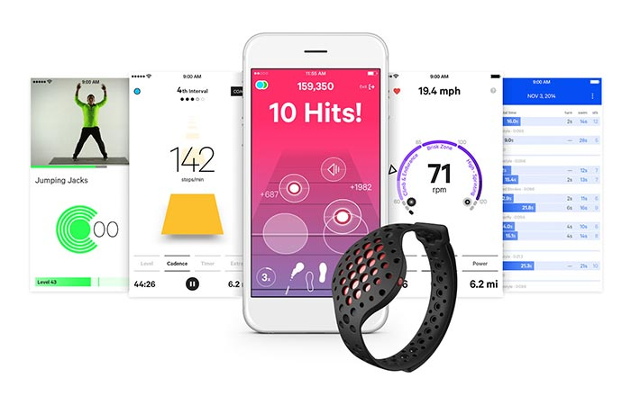 Moov Now Smartphone App